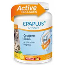 Epaplus Cólageno + Hialurónico + Magnesio Sabor Limon, 325g