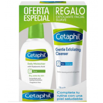 Cetaphil PACK Crema Dia 88ml + Exfoliante 178ml