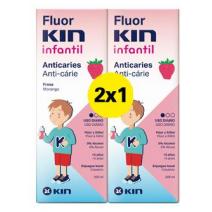 FLUOR KIN DUPLO COLUTORIO INFANTIL 500 ML