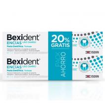 Bexident DUPLO Encías Triclosan Pasta 2 x 125ml