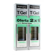 NEUTROGENA T GEL NORMAL/GRAS CHAMPU 25