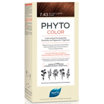 PHYTO COLOR 7.43