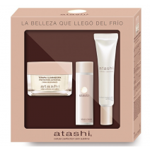 ATASHI CELLULAR PERFECTION SKIN SUBLIME COFRE TE 50 ML + 40 ML + 60 ML