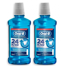 Oral B Duplo Colutorio 2x500ml