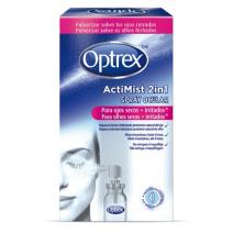 Optrex Actimist 2en1 Spray Ocular Ojos Secos + Irritados, 10ml