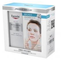 Eucerin Hyaluron Filler Dia SPF15 Normal y Mixta 50 ml + Regalo Contorno de Ojos 15ml