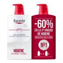 Eucerin DUPLO Gel de Baño 2 x 1 L