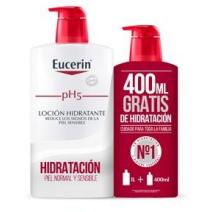 EUCERIN LOCION 1L + ECOPACK 400 ML