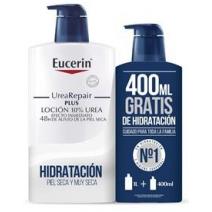 EUCERIN PACK UREAREPAIR LOCIÓN 1000 ML + 400 ML