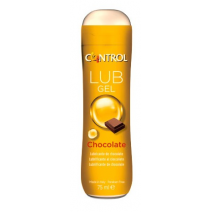 CONTROL GEL LUBRICANTE CHOCOLATE 75 ML