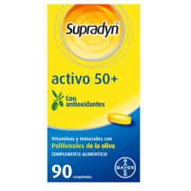 Supradyn Activo 50+ 90 comp