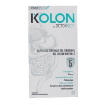 KOLON BY DETOXNER FASE 1 20 TABLETAS EFERVESCENTES + 5 SOBRES