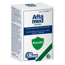 AFTAMED ESCUDO GEL ORAL CONCENTRAD ALTA DENSIDAD 10 ML