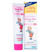 Kin-Flúor Pasta Infantil Fresa 100ml