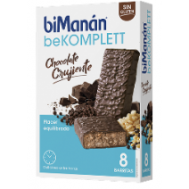 BIMANAN BARRITAS CHOCOLATE CRUJIENTES SNACK 280