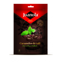 ANGELINI JUANOLA CARAMELOS CAFE SABOR MENTA 45 G