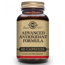 SOLGAR FORMULA ANTIOXIDANTE AVANZADA 60 CAPS.