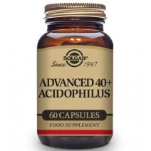 Solgar 40+Acidophilus Avanzado 60caps