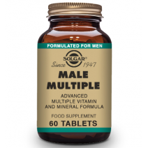 Solgar Male Multiple 60comp