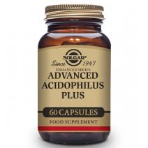 SOLGAR ADVANCED 40+ ACIDOPHILUS 60C
