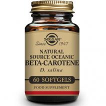 Solgar Beta-Caroteno Oceánico (7 mg) - 60 Cápsulas blandas