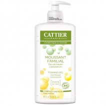 Cattier Gel Espumoso Familiar, 1L