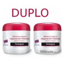 Neutrogena Corporal Duplo Balsamo Reparacion Intensa 300 ml + 300 ml