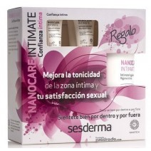 Sesderma PACK Nanocare Intimate Revitalizante Intimo 8u + REGALO Higiene 200ml