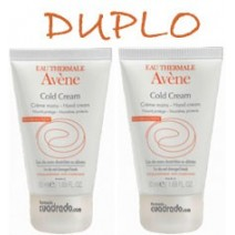 Avene DUPLO Cold Cream Crema de Manos 2 x 50ml