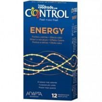 Control Adapta Energy Preservativos, 12 und