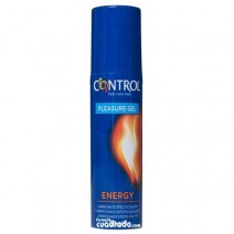 Control Pleasure Lube Energy Gel Lubricante, 50ml