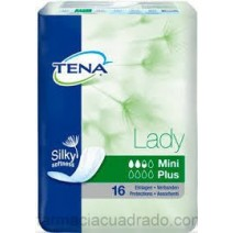 Tena LADY Mini Plus 16unidades