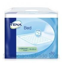 Tena Bed Plus 60 X 90 30unidades