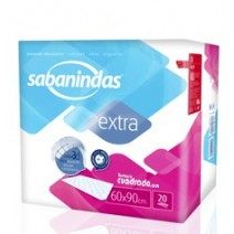 Indas Sabanindas Extra 60x90cm , 20u