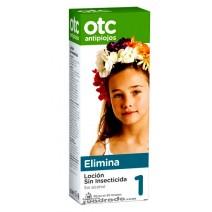 OTC 1 Loción Sin Insecticida 125ml
