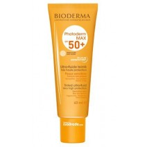 Bioderma Photoderm Max Aqua-Fluido SPF50+ Color Claro, 40ml