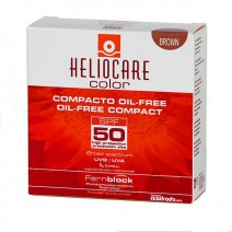 Heliocare Compacto OilFree Brown SPF50, 10g