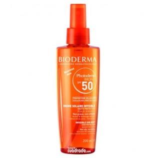 Bioderma Photoderm Bronz SPF50+ Bruma Invisible Spray , 200ml