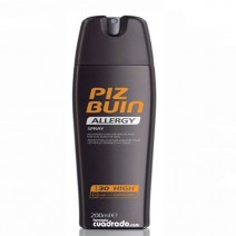 Piz Buin Allergy SPF30 Spray Corporal Piel Sensible al Sol, 200ml