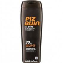 Piz Buin Moisturising SPF30 Loción Solar Hidratante, 200ml