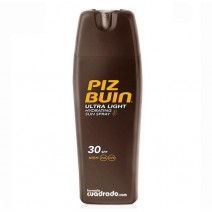 Piz Buin Ultra Light SPF30 Spray Solar Hidratante, 200ml