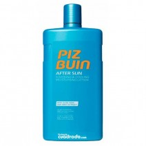 Piz Buin After Sun Calmante y Refrescante con Aloe Vera, 400ml