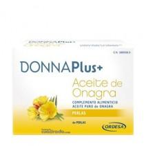 Donna Plus+ Aceite de Onagra , 60perlas