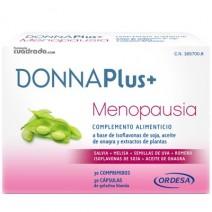 Donna Plus+ Menopausia, 30cop+30cápsulas