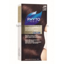 Phyto Color 4M Castaño Marron