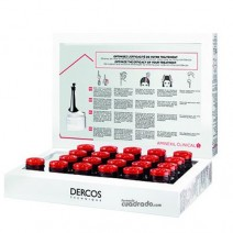 Vichy Dercos Aminexil Clinical 5 Anti-caída Multi-Acción Mujer, 21 Monodosis