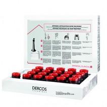 Vichy Dercos Aminexil Clinical 5 Intensive Anti-caída Multi-Acción Mujer, 42 Monodosis