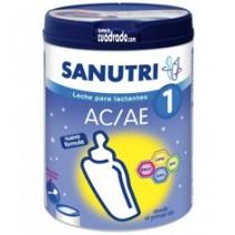 Sanutri AC/AE 1 Leche para Lactantes 800g