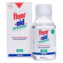 Fluor Aid Colutorio Semanal, 150ml