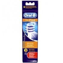 Oral B Recambio Cepillo Vitality Trizone 3u